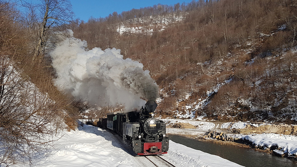 Rumänien Wassertal News