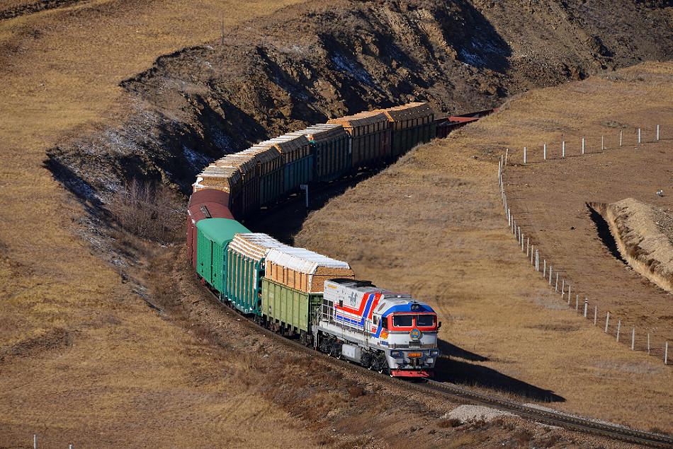 Transmongol Mongolei 2ZAGAL Tanago Eisenbahnreisen