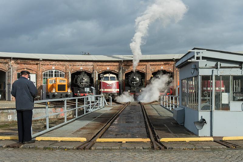 Wittenberge Reichsbahn DR Tanago Fototag