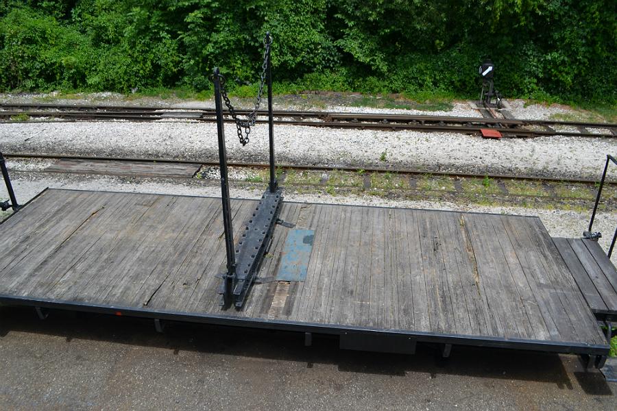 Tanago Eisenbahnreisen Steyrtal