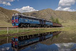 Mongolei Mai 2019 Tanago Railfan Tours / Eisenbahnreisen Erlebnisreisen