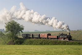Tanago Eisenbahnreisen/Railfan Tours