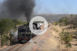 Link zum Video »NRZ Garratt 16A613 Thomson Junction - Zanguja« auf YouTube
