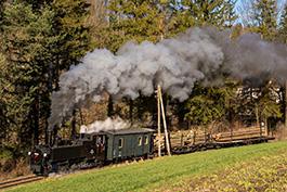 Steyrtal Tanago Eisenbahnreisen