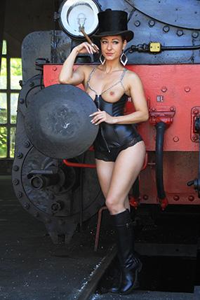 Modell Melissa